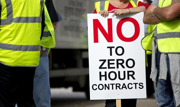 """El contrato de """"cero horas"""" en el Reino Unido. El grado cero de la ..."""
