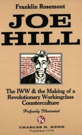 Portada del libro de Rosemont sobre Joe Hill y la IWW.