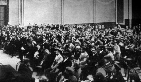 III Congreso Solidaridad Obrera, 1910.