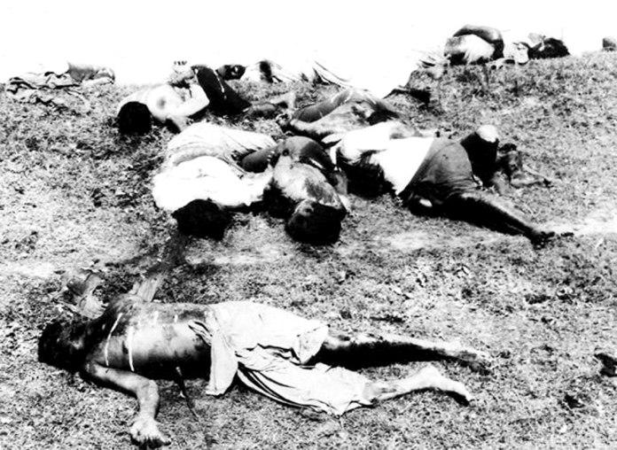 La Masacre de Perejil. Frontera entre la República Dominicana y Haití, octubre de 1937.