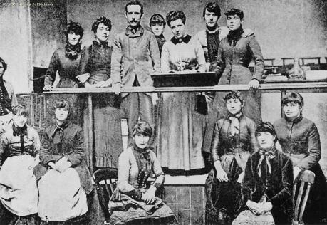 Comite huelga 1888